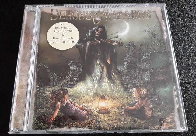 Demons & Wizards - Demons & Wizards (pierwsze wydanie z 1999r)