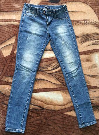 Джинсові штани жіночі.
