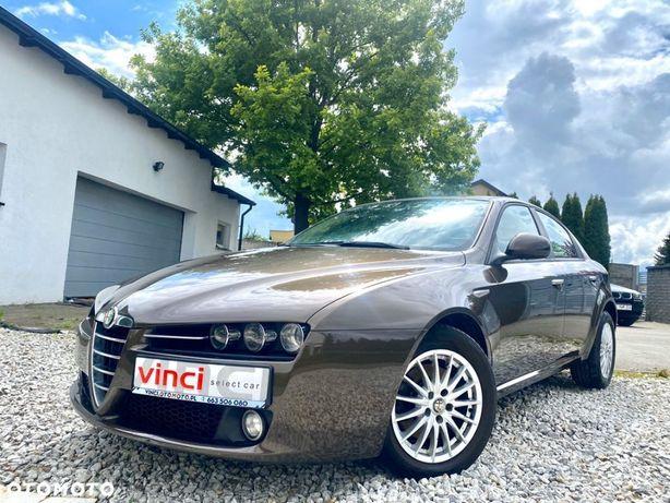 Alfa Romeo 159 Śliczna Bezwypadkowa JTD 120km Beżowe skóry climatronic