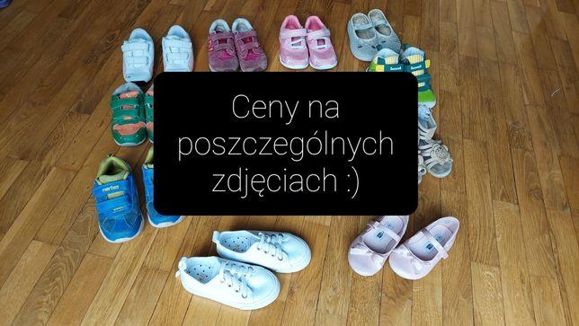 Buty dziecięce r.22-25