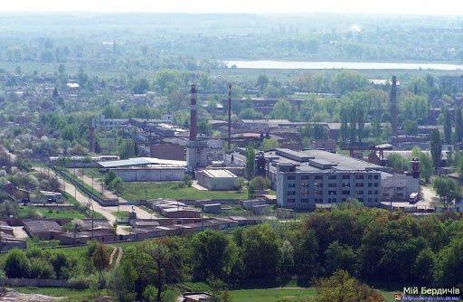 Завод Фабрика ЦМК промисловість