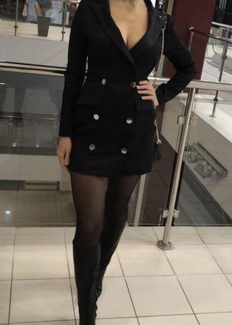 Продам платье-пиджак h&m M