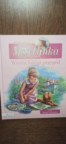 Martynka, Wielka księga przygod