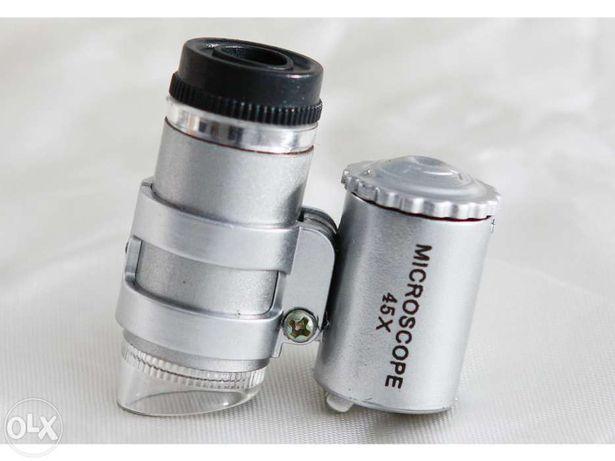 Lupa Microscópio joalheiros relojoeiros,relógios de bolso,ouro,prata
