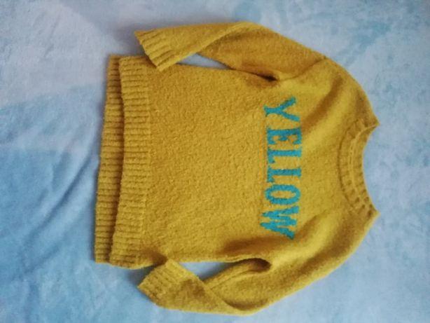 свитер Zara на девочку