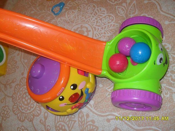 Игрушки Fisher Prise
