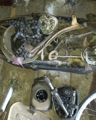 Иж розбор двигателя