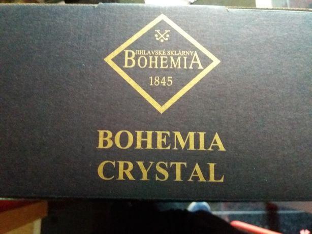 Copos cristal Boémia