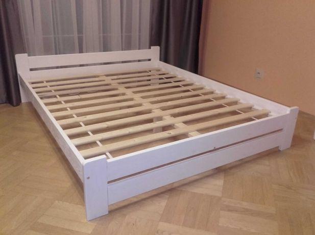 Łózko Białe 90,120,140,160,180x200 łoże do sypialni sypialnia