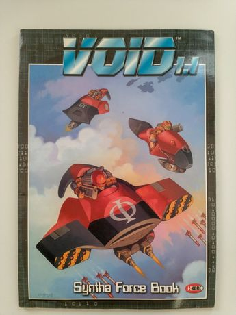 Void 1.1 Syntha Force Book - livro