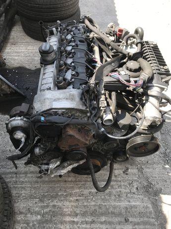 Двигун двігатєль  Mersedes w210:w211ОМ612 ОМ647 2.7CDl