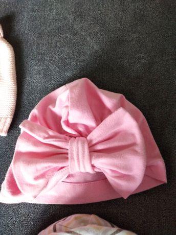 Czapka turban 6-12 miesięcy