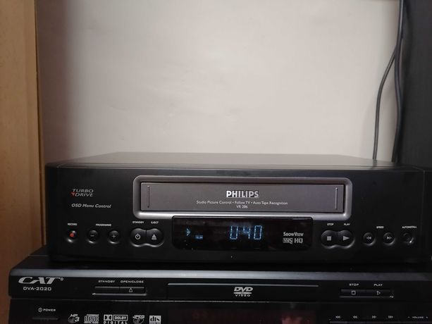 Magnetowid VHS Philips VR286