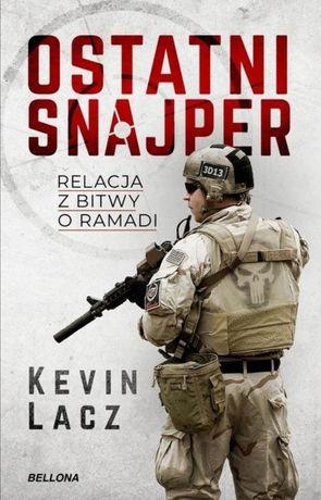 Ostatni snajper - Kevin Lacz