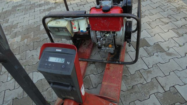 profesjonalny agregat generator pradotworczy diesel 5.5kv el start