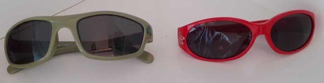 Óculos de sol da marca CHICCO - menina e menino