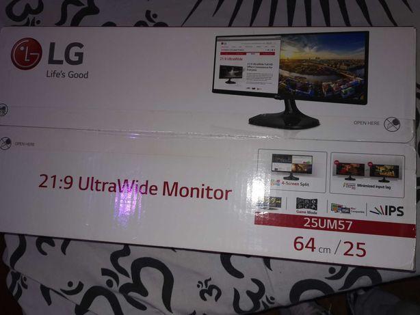 Monitor gaming da LG Ultrawide