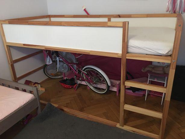 Łóżko Ikea Kura