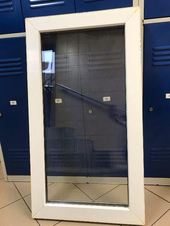okna witrynowe plastikowe z demontażu
