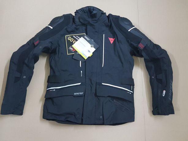 Мото куртка з аэрбегами Италия Новая Оригинал D air Gorete-Tex