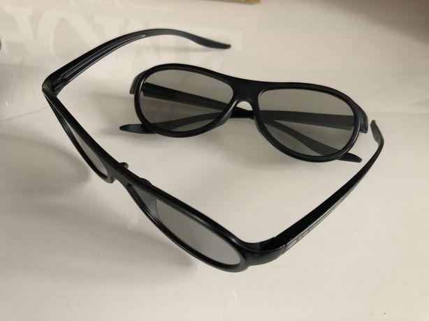 Okulary 3d lg - nieuzywane