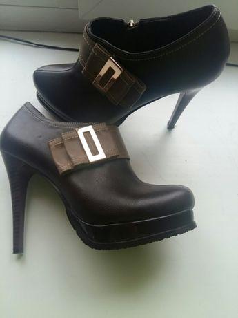Продам ботинки 37р