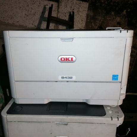 Drukarki laserowe OKI B432