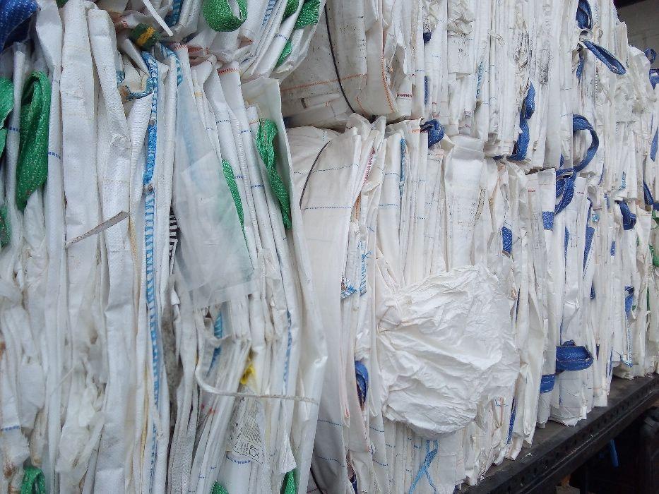 Worki Big BAG Największy wybór wymiary ; 96/96/190cm Niepołomice - image 1