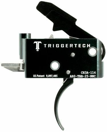 УСМ Trigger Tech Adaptable Curved для AR15
