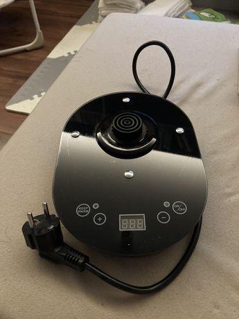 Podstawka elektryczny czajnik z regulacją temperatury KOLOR: czarny