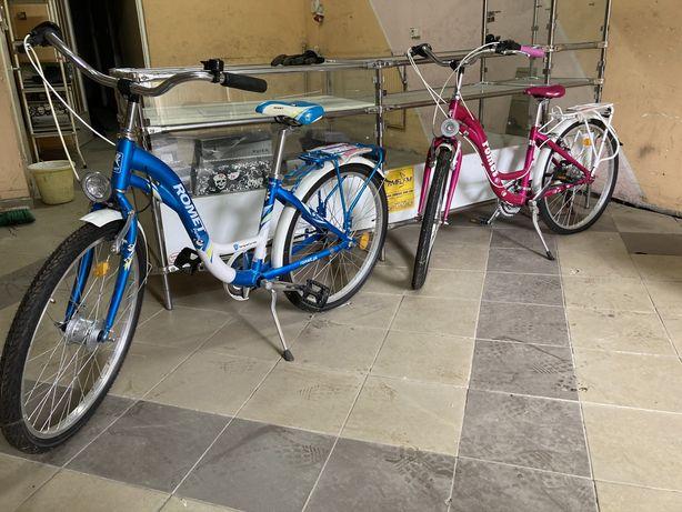 Sprzedam nowe rowery i części rowerowe Likwidacja Sklepu
