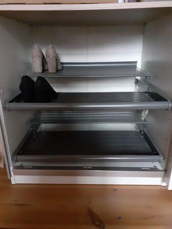 Komplement półki na buty 75x58 do szaf PAX