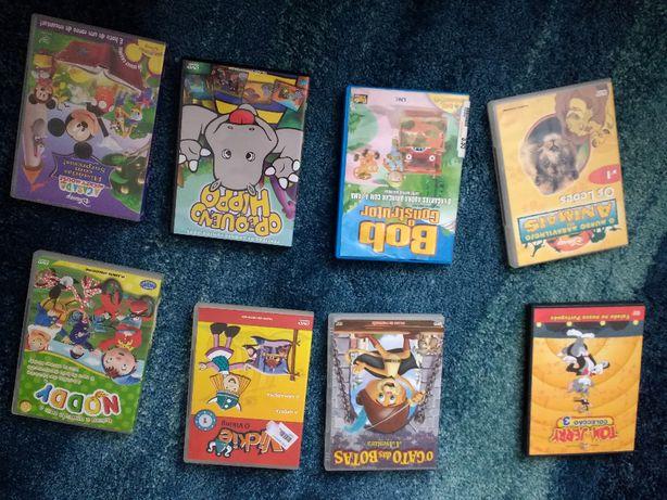 DVD Desenhos animados