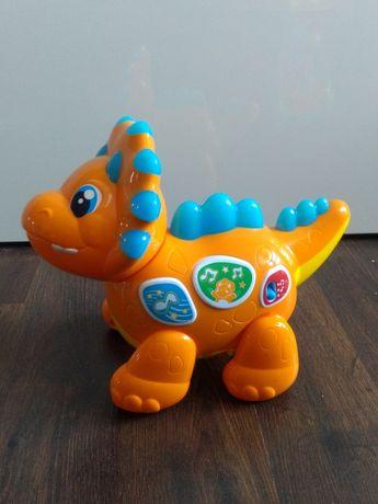 Dino zabawka dla niemowląt