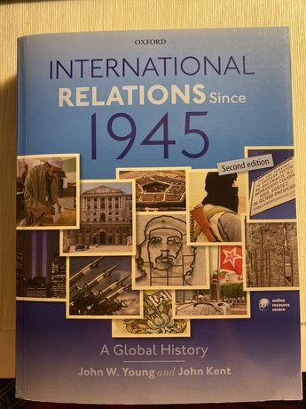Książka - International Relations Since 1945 Oxford, Second Edition
