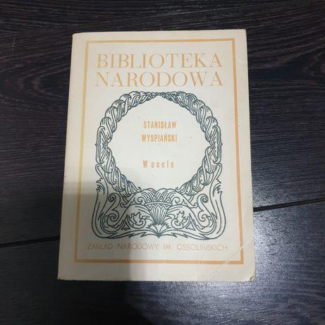 Biblioteka Narodowa Stanisław Wyspiański Wesele