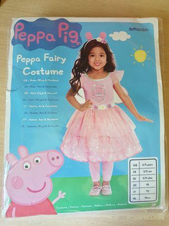 Stroj karnawalowy Peppa Pig
