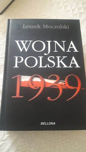 Wojna polska 1939 - Leszek Moczulski