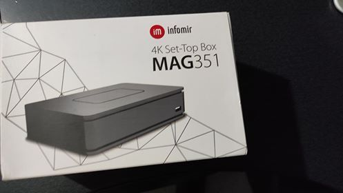 vendo box mag 351