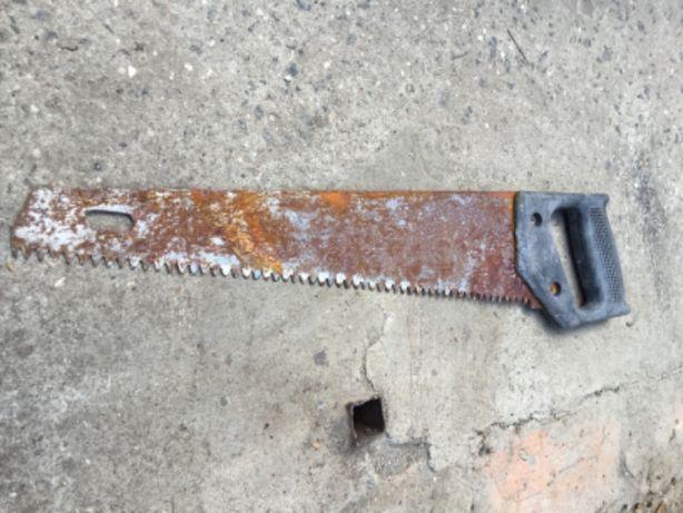 Ручной инструмент Пила ручная ( под зачистку-реставрацию)