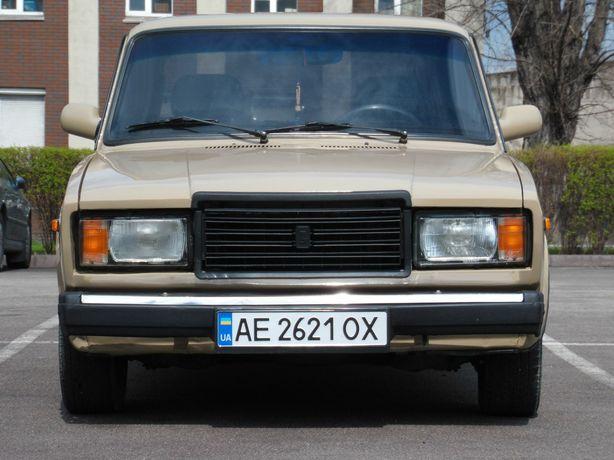 Продам автомобиль 2107