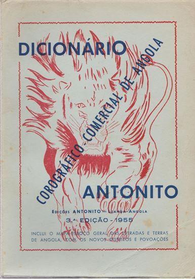 dicionário corográfico comercial de angola / [ed lit.] edições antonit