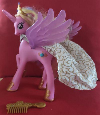 konik kucyk My Little Pony Księżniczka Cadence zabawka interaktywna