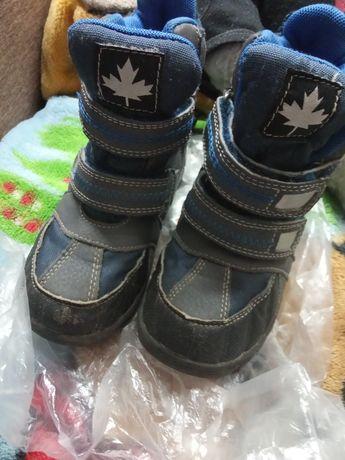 Ботинки сапоги демисезонные детские