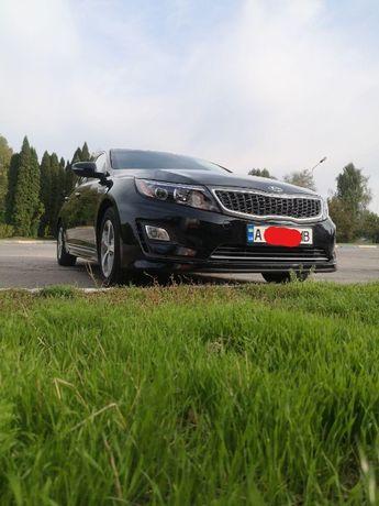 Kia Optima Eco Hybrid 2014 (киа оптима гибрид)