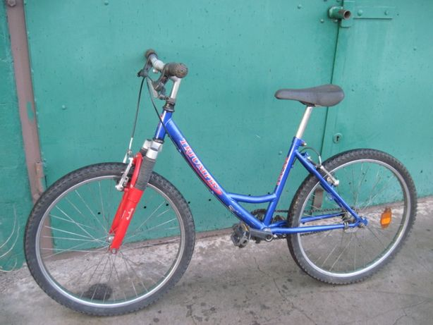 "Rower 24"" Zamiana"
