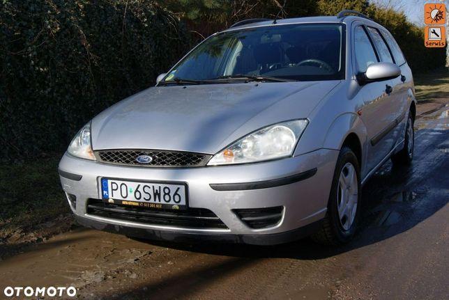 Ford Focus Sprowadzony, Bezwypadkowy, Zarejestrowany