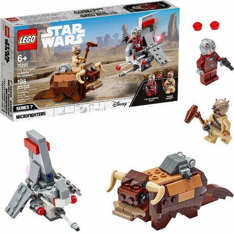 LEGO Star Wars T-16 Skyhopper VS Bantha 75265