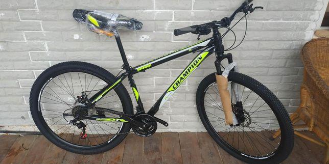 "Горный велосипед Titan Champion Spark 29"" найнер ровер мтб Disc"