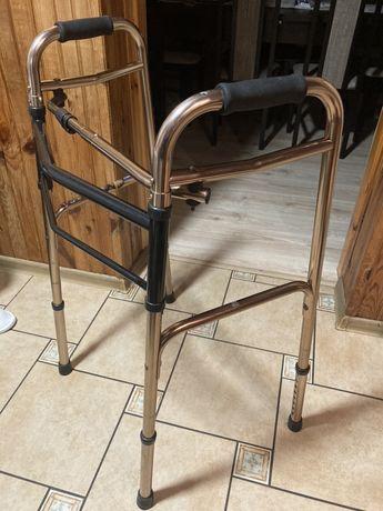 Balkonik solidny dla osoby niepełnosprawnej
